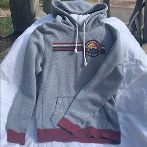 Men's Abercrombie & Fitch Hooded Sweatshirt